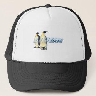 Linux Penguins Trucker Hat