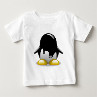 Linux Petrol Baby T-Shirt