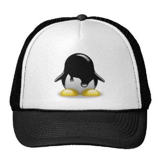 Linux Petrol Trucker Hat