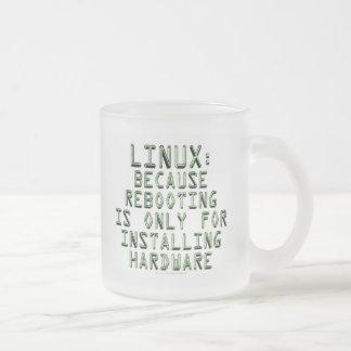 Linux: Porque la reanudación está solamente para i Tazas De Café