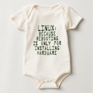 Linux: Porque la reanudación está solamente para Trajes De Bebé