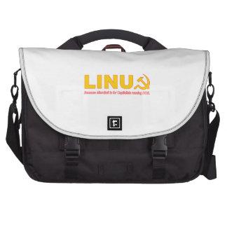 Linux porque Microsoft está para los capitalistas Bolsa Para Ordenador