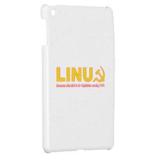 Linux porque Microsoft está para los capitalistas iPad Mini Carcasas