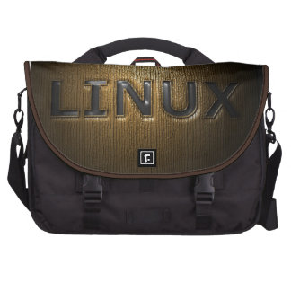 LINUX presionó Bolsas Para Portatil
