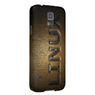 LINUX presionó Funda De Galaxy S5