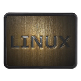 LINUX Pressed Trailer Hitch Cover