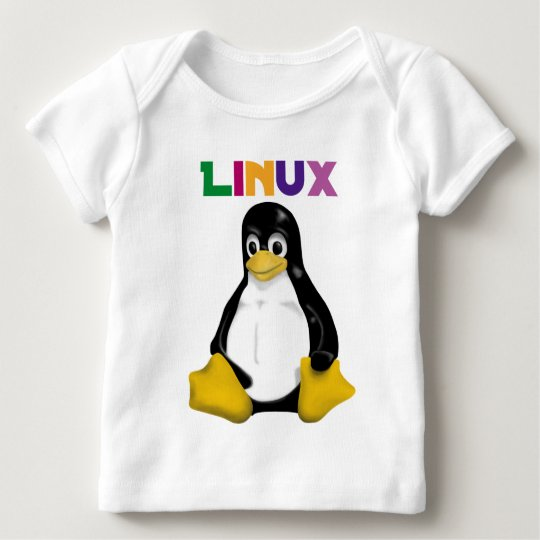 Linux Products & Designs! Baby T-Shirt