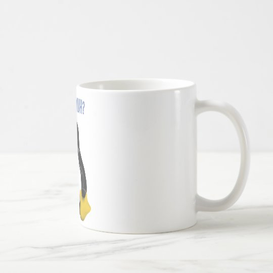 Linux Products & Designs! Coffee Mug
