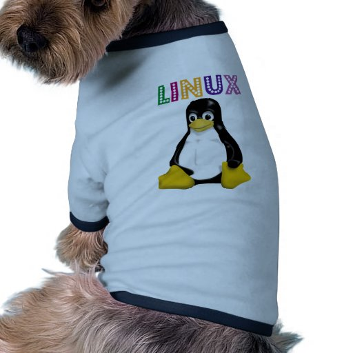 Linux Products & Designs! Doggie T Shirt