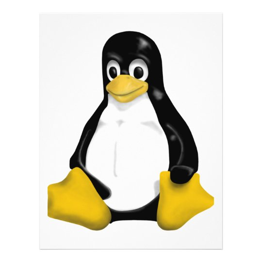 Linux Products & Designs! Flyer