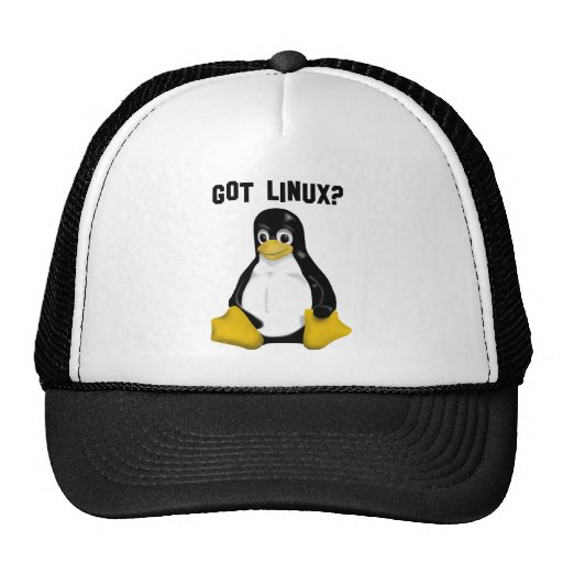 Linux Products & Designs! Hat