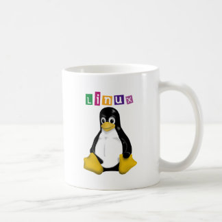 Linux Products & Designs! Classic White Coffee Mug