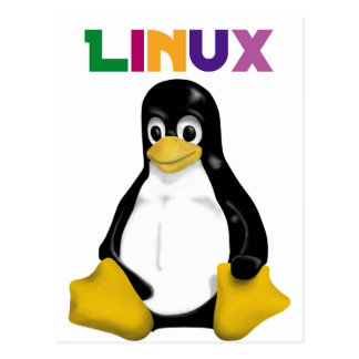 Linux Products & Designs! Post Card