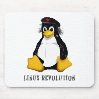 Linux Revolution Mouse Pad