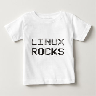 Linux Rocks Products & Designs! Baby T-Shirt