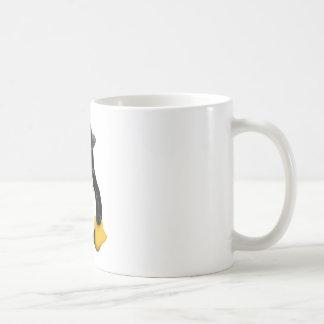Linux tango coffee mug