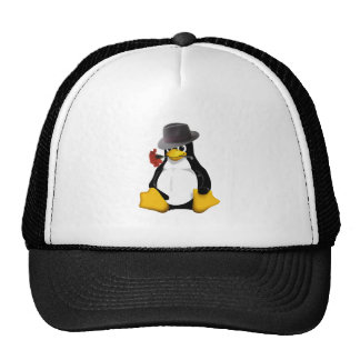 Linux tango hats