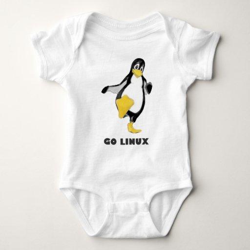 linux tee shirts