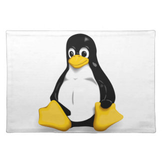 Linux Tux Computer Assembly Mat