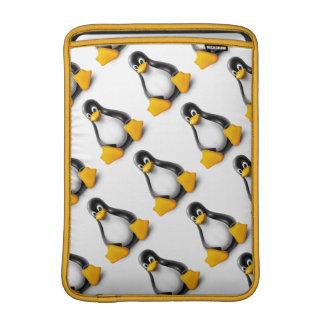 Linux Tux el pingüino Fundas Para Macbook Air