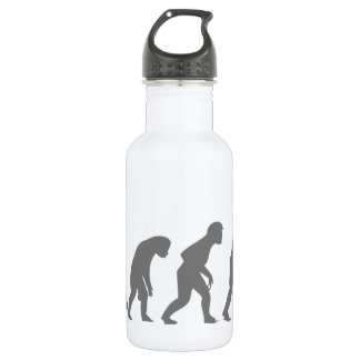 LINUX TUX EVOLUTION STAINLESS STEEL WATER BOTTLE