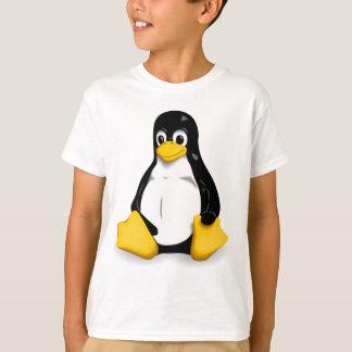 Linux Tux Kids Tee Shirt