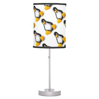 Linux Tux las lámparas del pingüino Lámpara De Mesilla De Noche