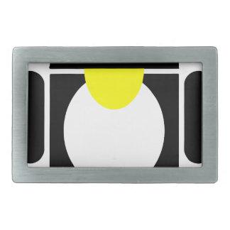 Linux Tux penguin android Belt Buckle