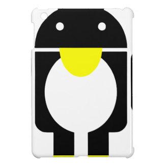 Linux Tux penguin android iPad Mini Cases