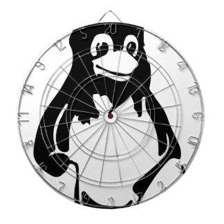 Linux tux Penguin Che Dart Board
