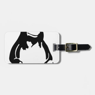 Linux tux Penguin Che Luggage Tag