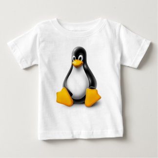 Linux Tux the Penguin Baby T-Shirt