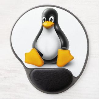 Linux Tux the Penguin Gel Mouse Pad