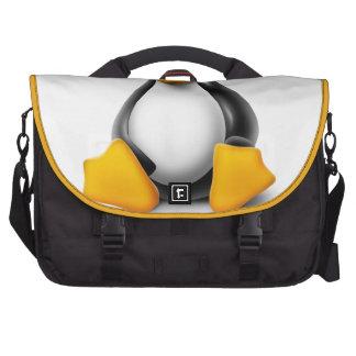 Linux Tux the Penguin Commuter Bag