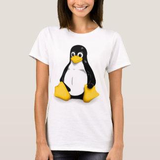 Linux Tux Womens Tee Shirt