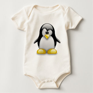 Linux Ubuntu Baby Bodysuit