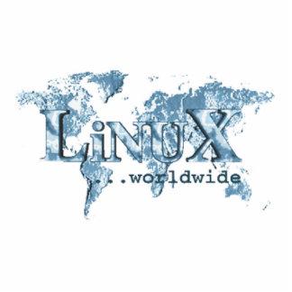 Linux Worldwide Cutout