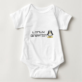 LinuxGeneration Baby Bodysuit