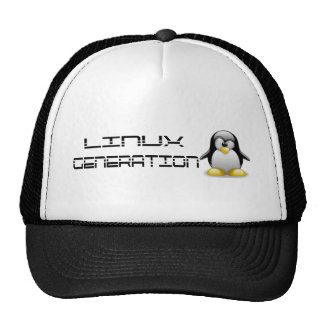LinuxGeneration Mesh Hat