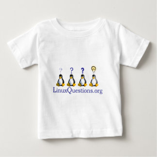 LinuxQuestions.org Logo Baby T-Shirt