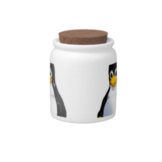 LinuxQuestions.org Logo Candy Jars