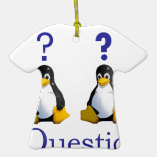 LinuxQuestions.org Logo Christmas Ornament