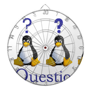 LinuxQuestions.org Logo Dartboards
