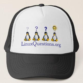 LinuxQuestions.org Logo Trucker Hat