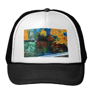 Linville Falls in Autumn Colors Hat