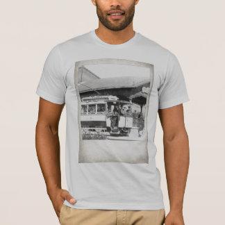 Linz historically - Bim No. 4 - AA silver T-Shirt