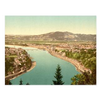 Linz in Austria Postcard