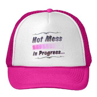 Lío caliente gorra