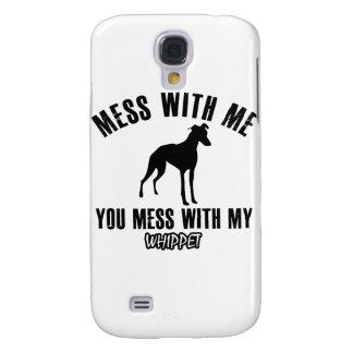 Lío con mi Whippet Funda Samsung S4