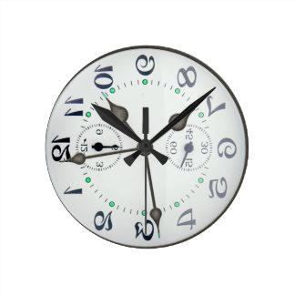 Lío con su reloj principal